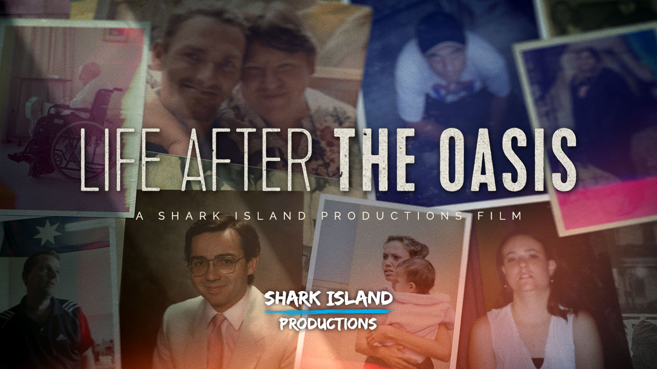 THE OASIS LIFE & AFTER THE OASIS